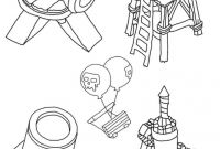 Free Clash Of Clans Coloring Pages - 20 Clash Clans Coloring Pages Printable