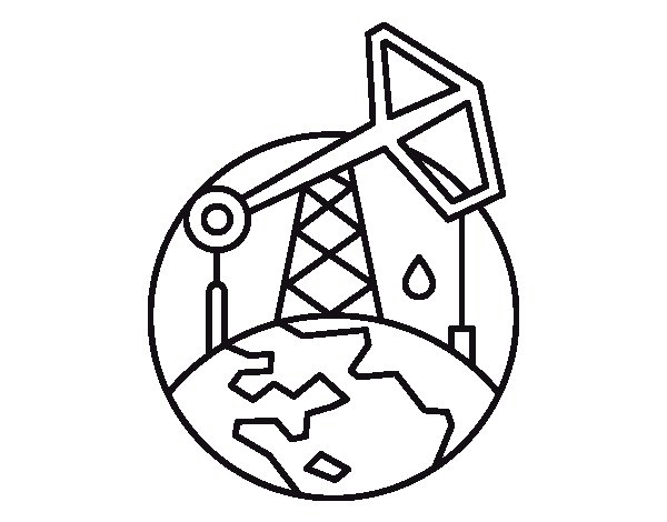 Solar Energy Coloring Pages Printable