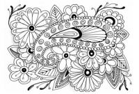 Complicated Coloring Pages to Print - 34 Free Line Coloring Pages for Adults 47 Awesome Free Line Collection