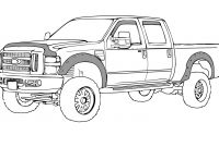 Ford Truck Coloring Pages - 350 ford Truck Drawings Trucks & Cars Pinterest Gallery