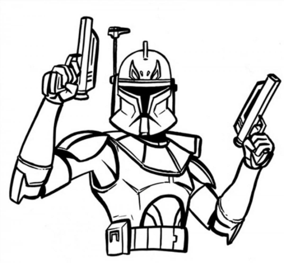 6 Star Wars Characters Free Coloring Page Kids Movies and Pages Collection Of Unique Star Wars Cartoon Characters Coloring Pages Collection to Print
