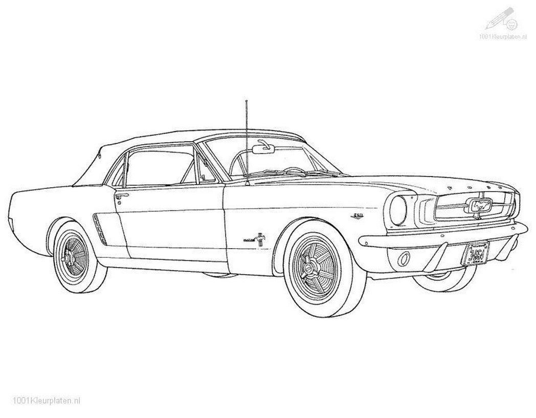 65 ford Mustang Coloring Pages ford Coloring Pages Muscle ford Printable Of Super Car ford Mustang Coloring Page Inspirational Mustang Download Printable