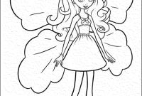Coloring Pages Barbie - 85 Barbie Coloring Pages for Girls Barbie Princess Friends and Gallery