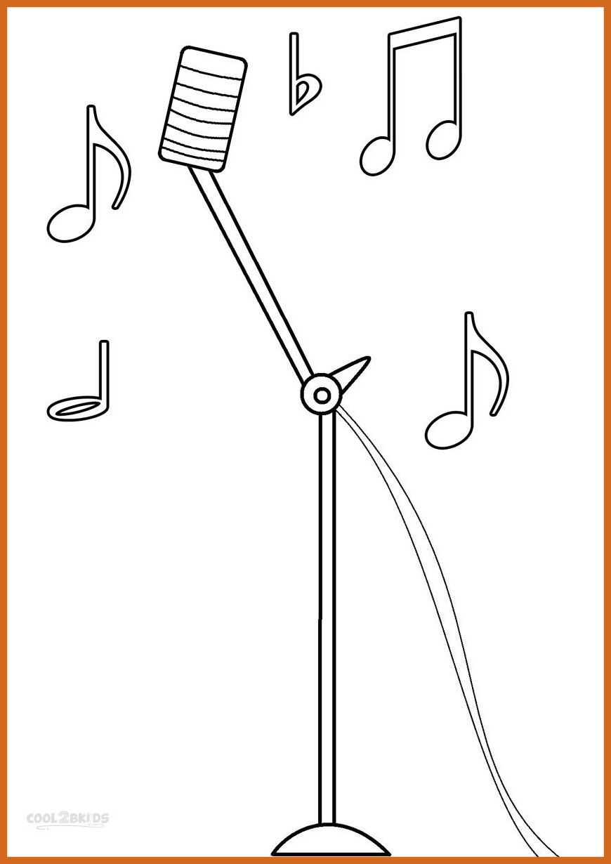 Amazing Printable Music Note Coloring Pages for Kids Cool Bkids Gallery Of Printable Music Note Coloring Pages for Kids Collection