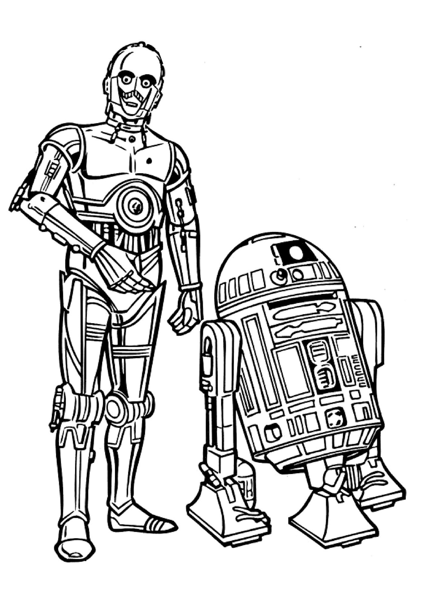 Ausmalbilder Walt Disney : Star Wars Coloring Pages The Force Awakens Coloring Pages Download