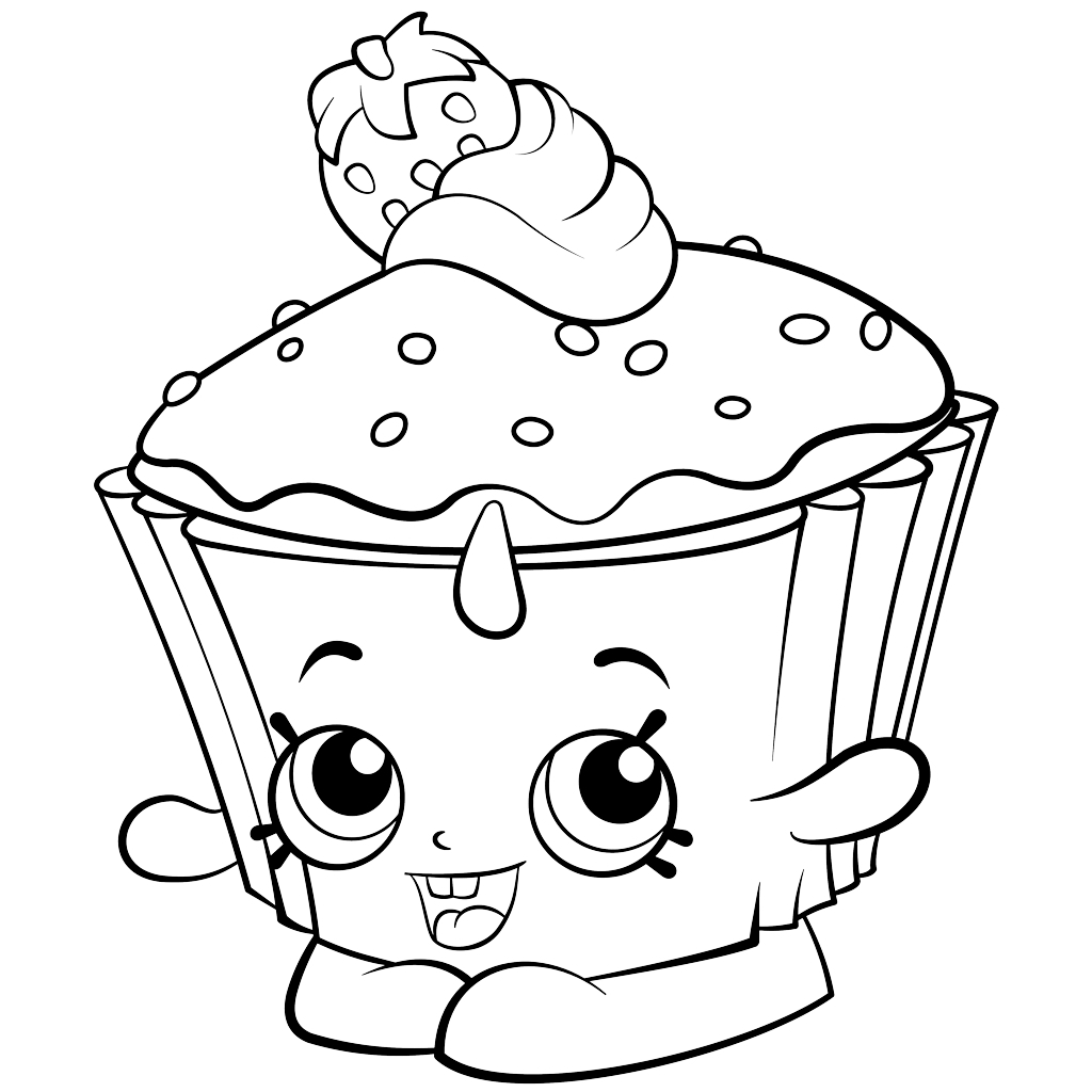 Awesome Shopkins Coloring Pages Free Printable Coloring Pages Free Printable Of Free Shopkins Printables Coloring Pages Download 4 Shopkins Printable