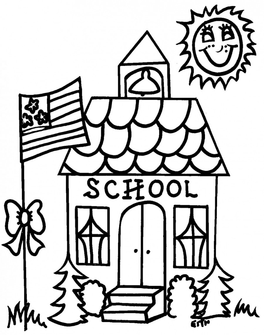 Back to School Coloring Pages for Kindergarten 1480—2168 Printable Of Free Preschool Coloring Pages Page for Kindergarten School Download