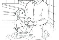 Baptism Coloring Pages - Baptism Day Primary Coloring Page Lds Ldsprimary Download