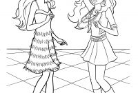Coloring Pages Barbie - Barbie Coloring Pages Coloring Kifestők Coloring Printable