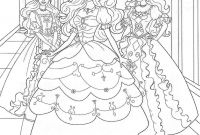 Coloring Pages Barbie - Barbie Coloring Pages Download the Color Panda Download