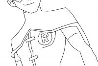 Batman Coloring Pages - Batman and Robin Coloring Page Batman Coloring Pages Collection