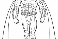 Batman Coloring Pages - Batman Color Pages Lenito Download