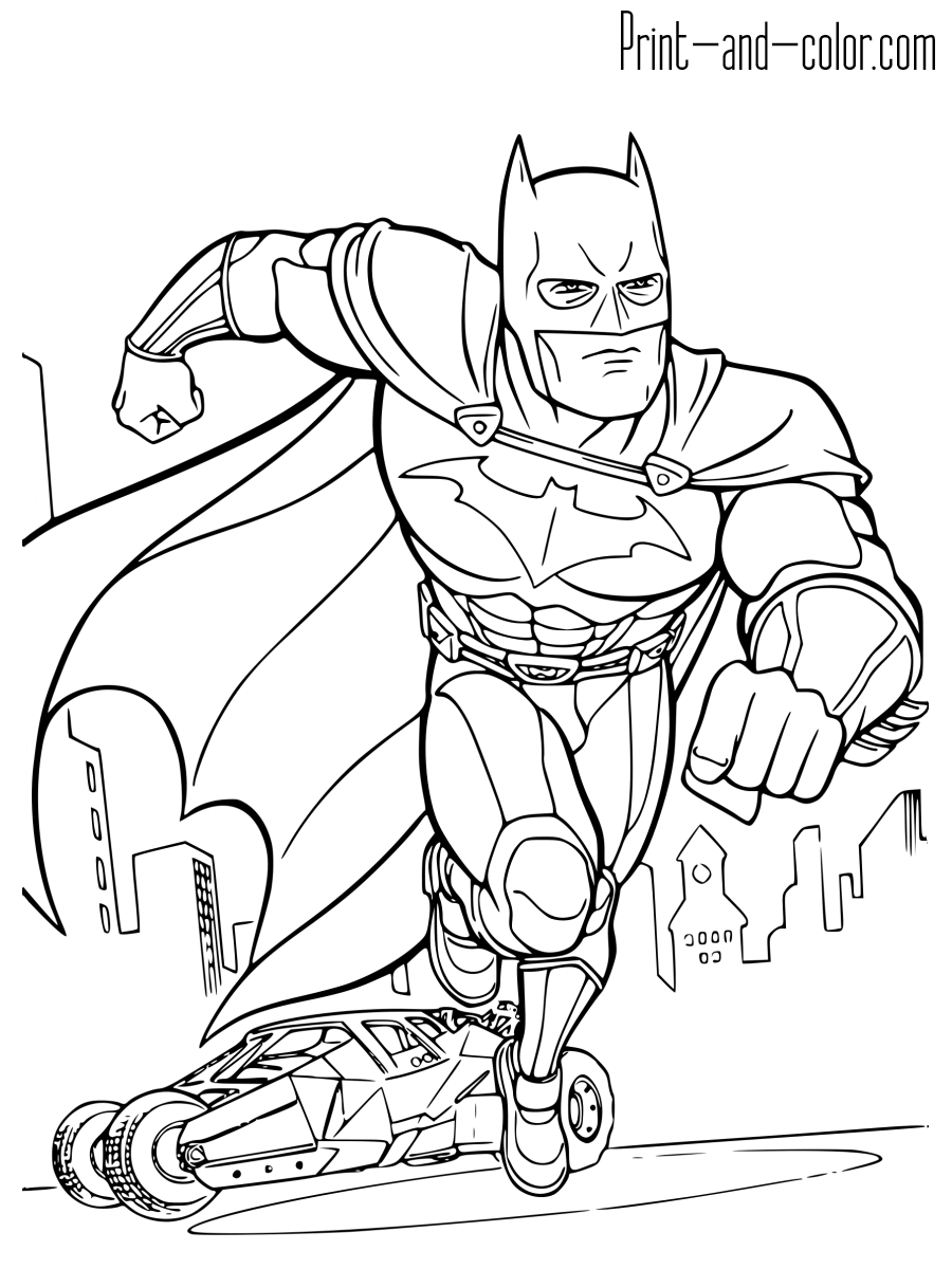 free coloring pages batman - batman coloring pages to print free coloring sheets