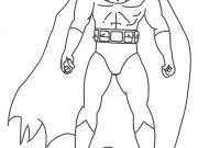 Batman Coloring Pages - Batman Coloring Pages for Preschoolers Coloring Point Printable