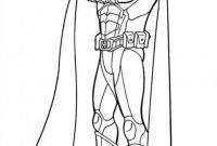 Batman Coloring Pages - Batman Coloring Pages Gallery
