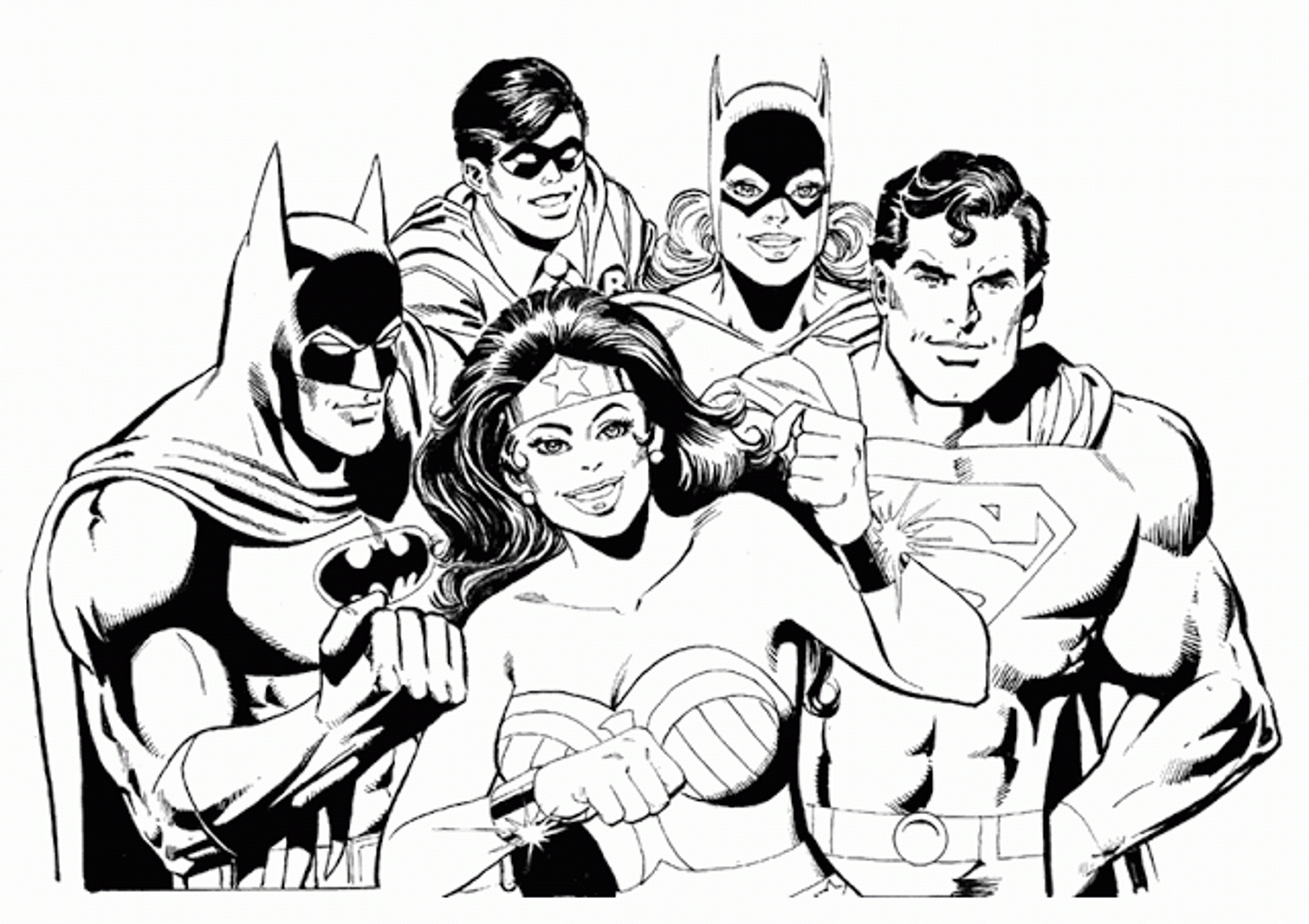 Batman Coloring Pages to Print   Free Coloring Sheets