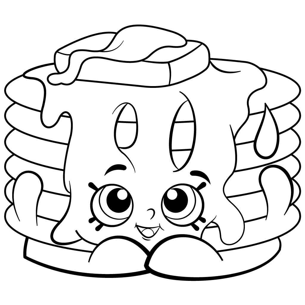 Best Free Printable Shopkins Coloring Pages Collection Download Of 40 Printable Shopkins Coloring Pages Gallery