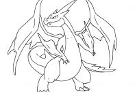 Pokemon Coloring Pages Charizard - Best Pokemon Coloring Pages Charizard Gallery Printable