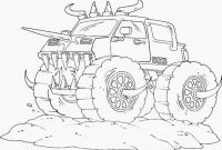 Blaze Coloring Pages to Print - Blaze Monster Truck Cartoon Coloring Page for Kids Transportation Printable
