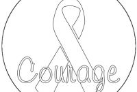 Breast Cancer Coloring Pages - Breast Cancer Coloring Pages Free Printable and New Ribbon Download