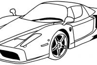 Coloring Pages Sports Cars - Car Coloring Pages for Boys Boys Car Printable