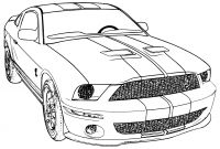 Coloring Pages Of Car - Charger Coloring Pages Gallery Download