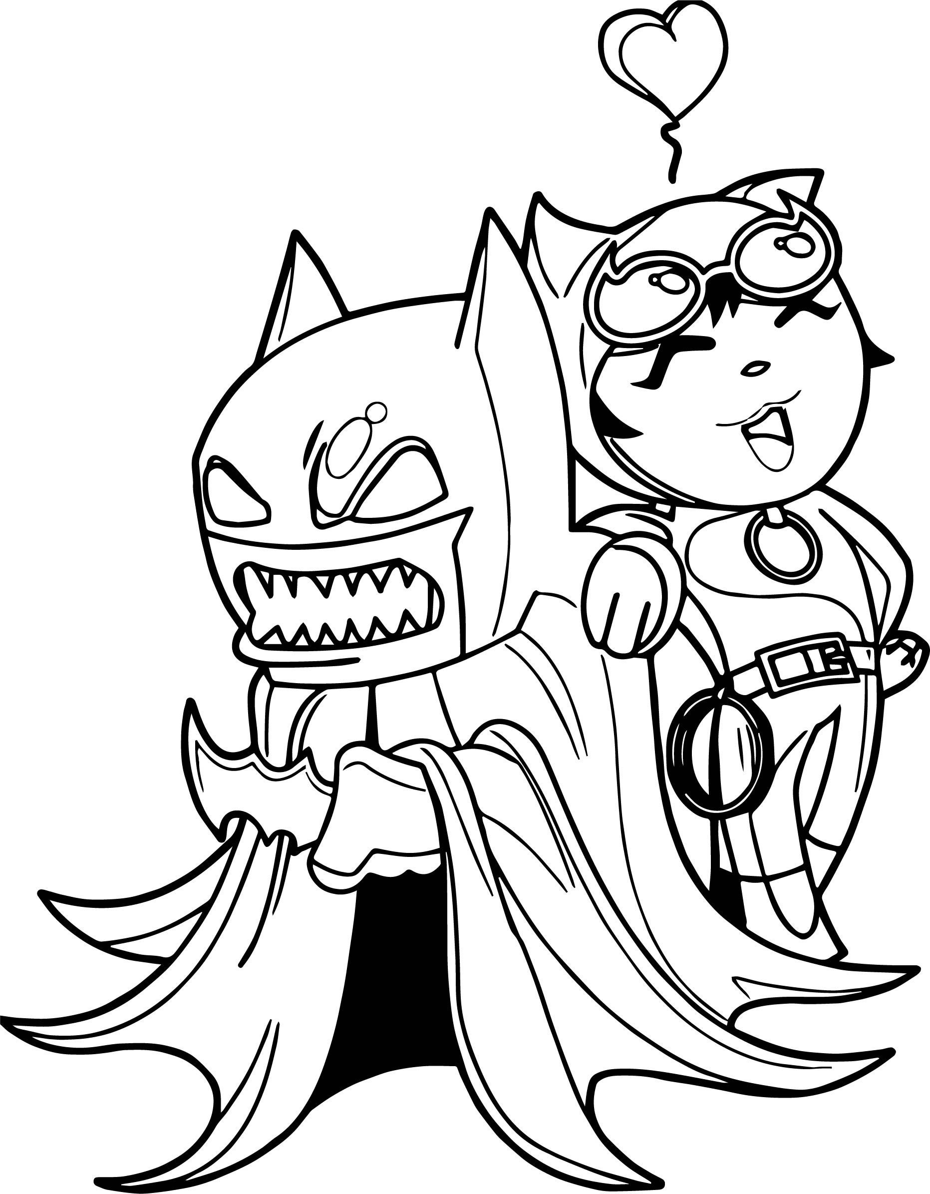 Nice Chibi Batman Coloring Pages Best Chibi Batman Cartoon Coloring Download Of Batman  Coloring Pages Printable Printable