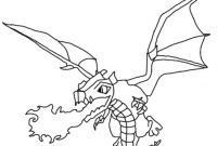 Free Clash Of Clans Coloring Pages - Clash Of Clans Coloring Pages Baby Dragon Dragon Clash Of Clans to Print