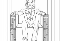 Hillary Clinton Coloring Pages - Coloring Book Imagines Hillary Clinton as Daenerys Targaryen Printable