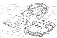 Cars 2 Coloring Pages - Coloring In Cars Coloring Pages From the 2 Disney Movies to Print