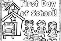School House Coloring Pages - Coloring Page Of A Schoolhouse Page 0 Printable