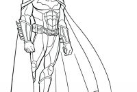 Superheroes Printable Coloring Pages - Coloring Page Superhero Printable Coloring Pages Batman Free Gallery