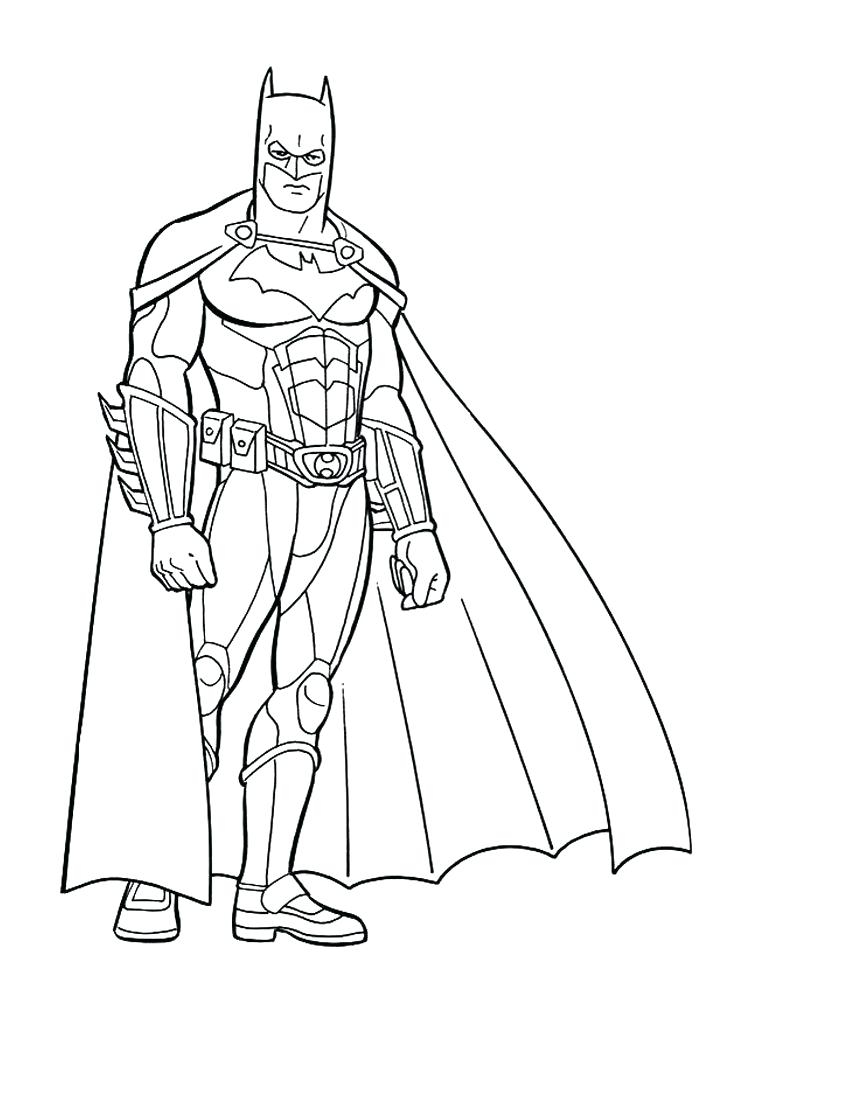 Coloring Page Superhero Printable Coloring Pages Batman Free Gallery Of Superheroes Printable Coloring Pages Gidiyedformapolitica Download