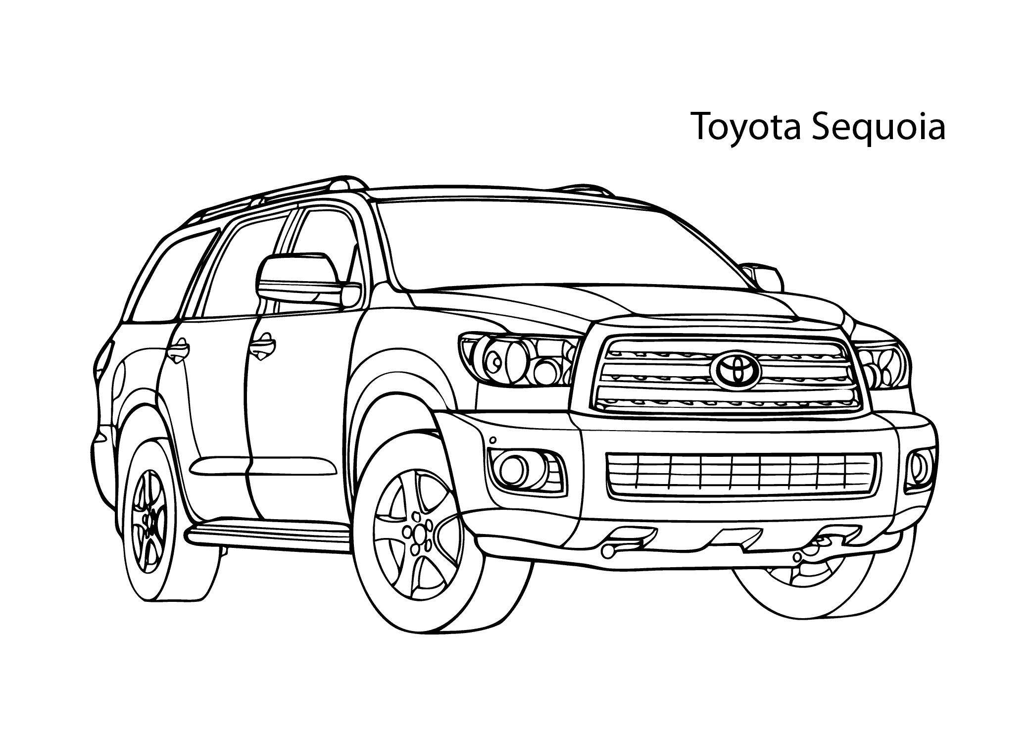 Car Coloring Pages Coloring Pages Printable – Free Coloring Sheets