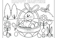 Online Easter Coloring Pages - Coloring Pages Easter Coloring Pages Printable Max and Ruby Egg Collection