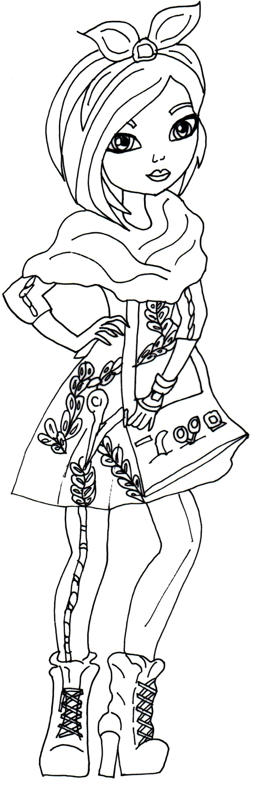 Coloring Pages for Girls Ever after High Download Kids Breathtaking to Print Of Exquisite Monster High Printables Coloring Pages Free Gallery