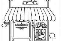 Coloring Pages for Restaurants - Coloring Pages for Restaurants Free Collection