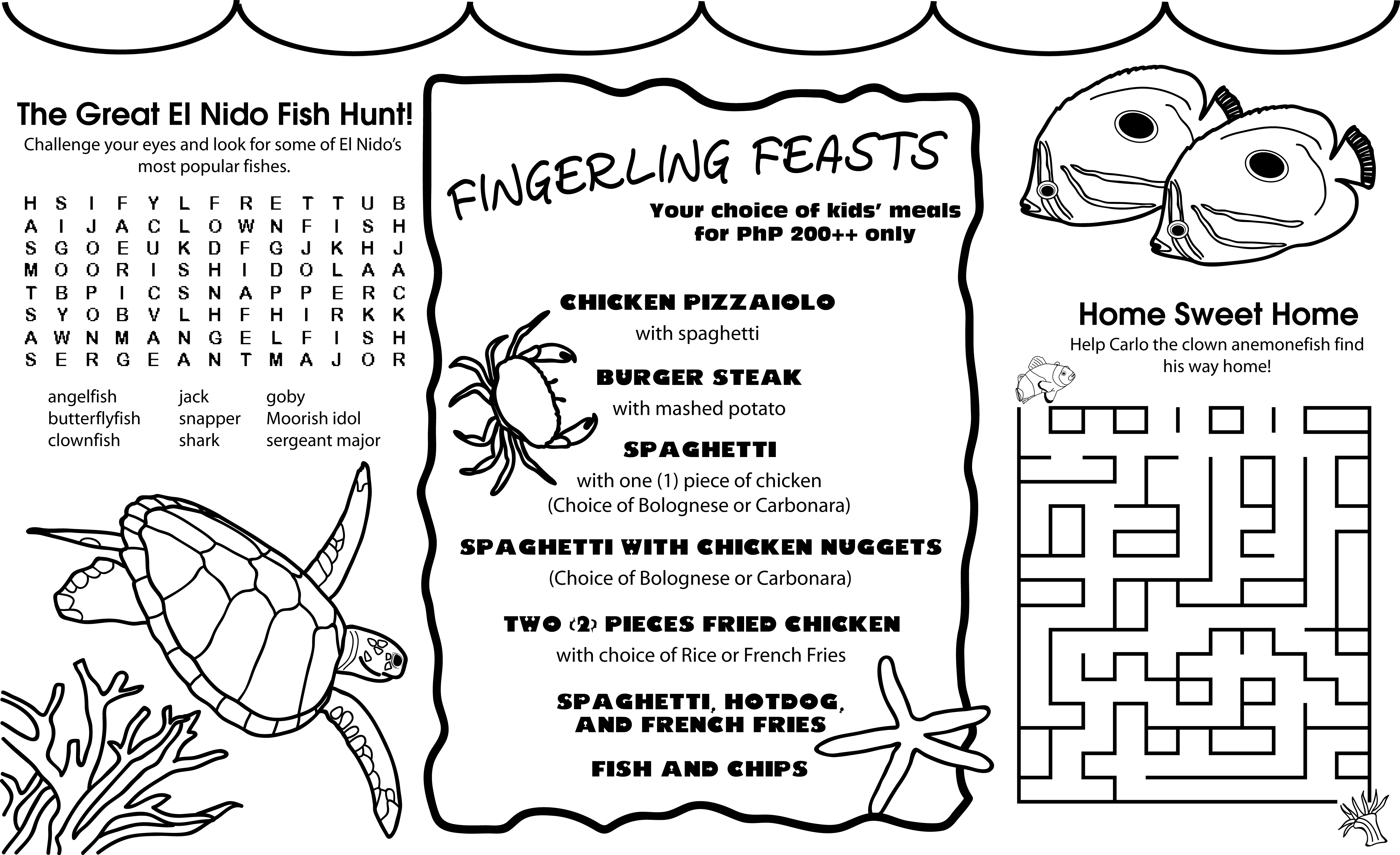 Coloring Pages for Restaurants - Coloring Pages for Restaurants to Print Collection