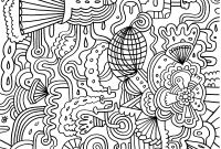 Complicated Coloring Pages to Print - Coloring Pages Mehndi Designs Download