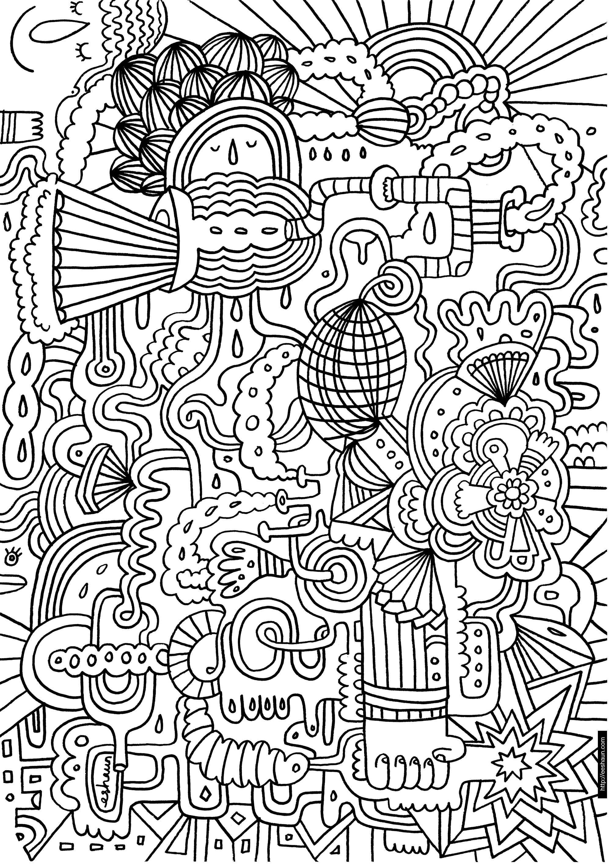 Coloring Pages Mehndi Designs Download – Free Coloring Sheets