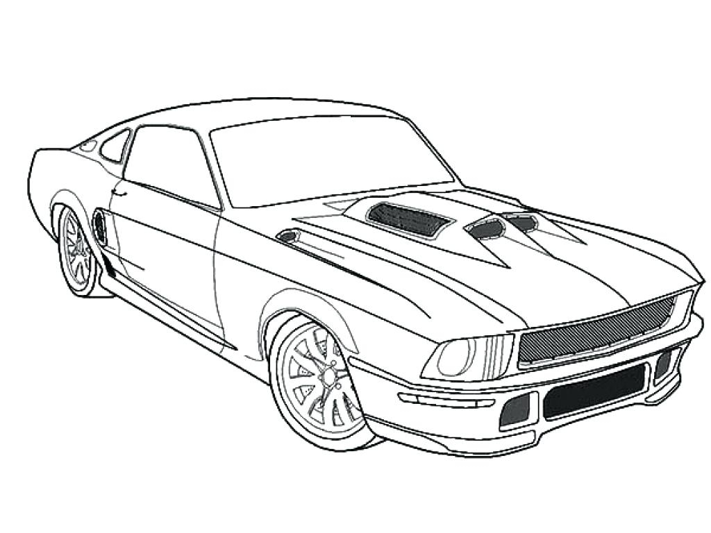 Coloring Pages Mustang Coloring Pages ford Free Printable Car with Gallery Of Super Car ford Mustang Coloring Page Inspirational Mustang Download Printable