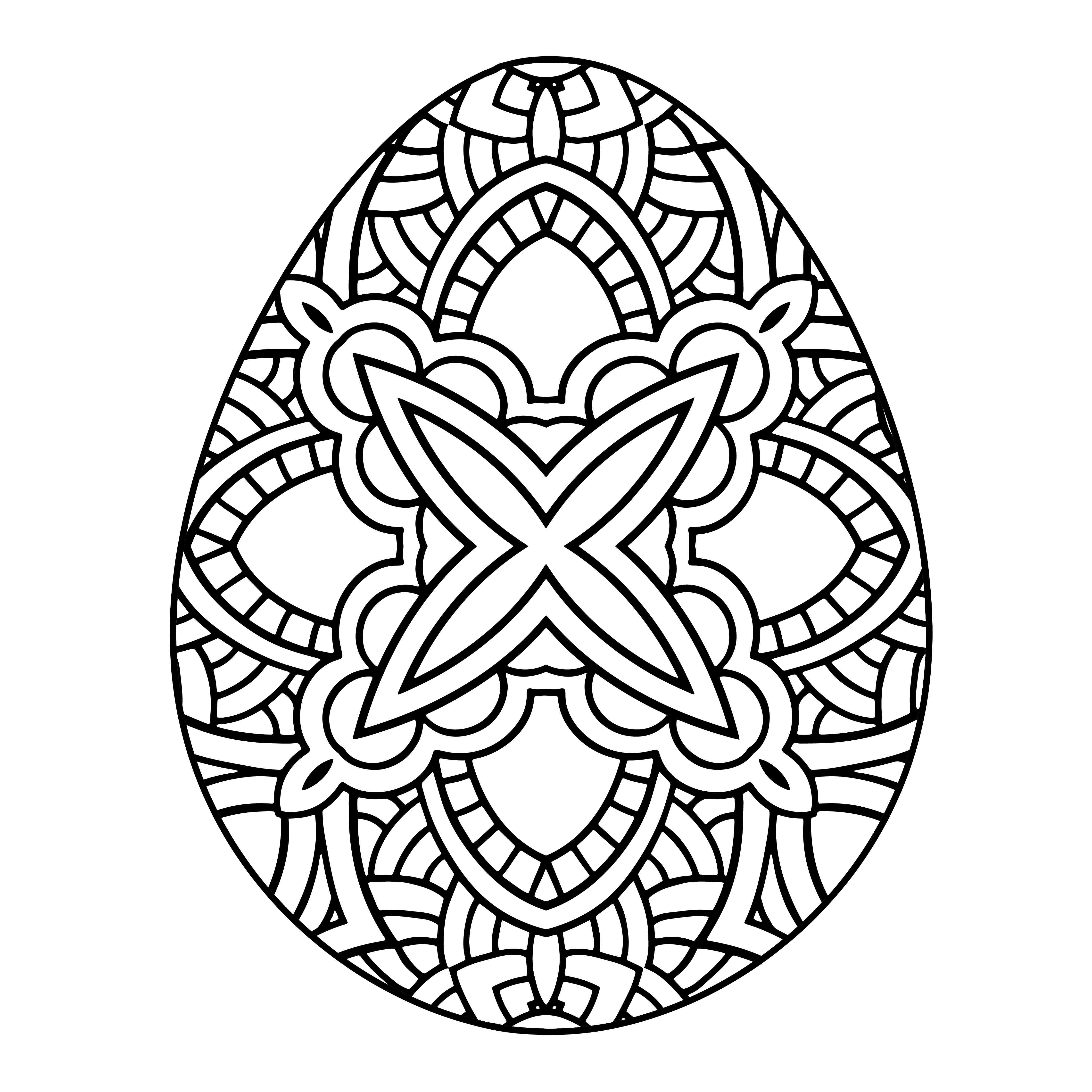 Coloring Pages Print Adult Picaso Style Drawing Coloring Pages Download Of Easter Coloring14 Gallery