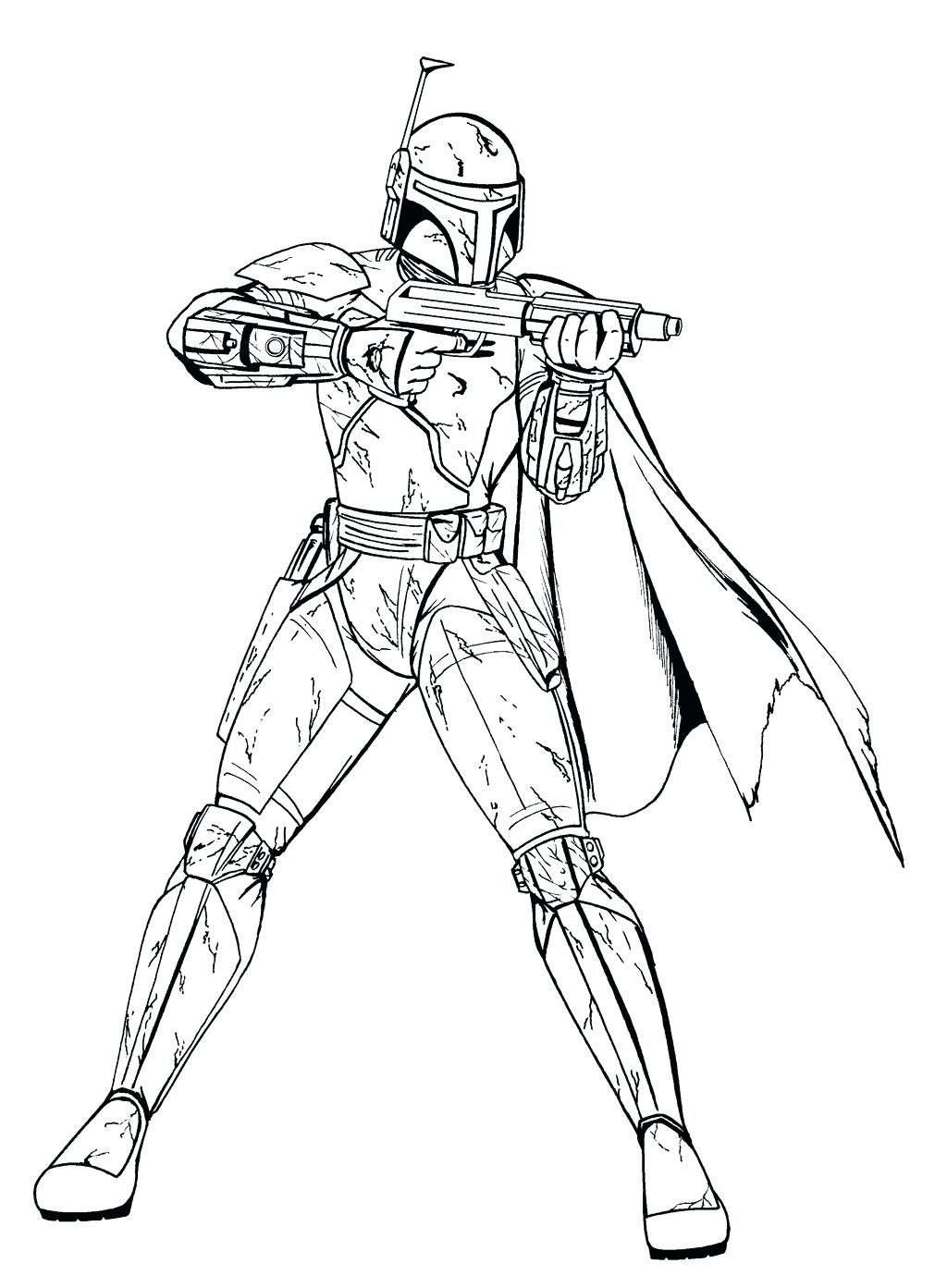 Coloring Pages Star Wars Coloring Page Pages the force Awakens