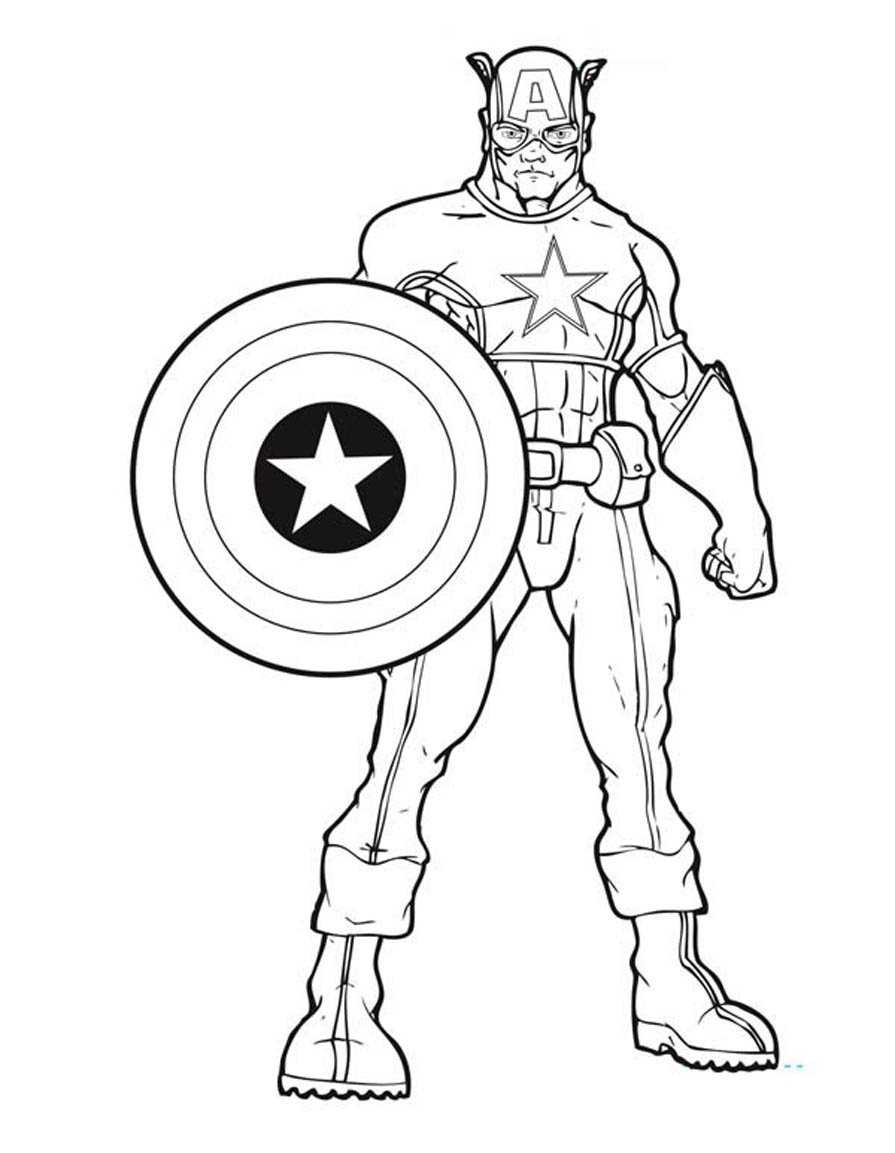 Coloring Pages Superheroes Gallery Of Superheroes Printable Coloring Pages Gidiyedformapolitica Download