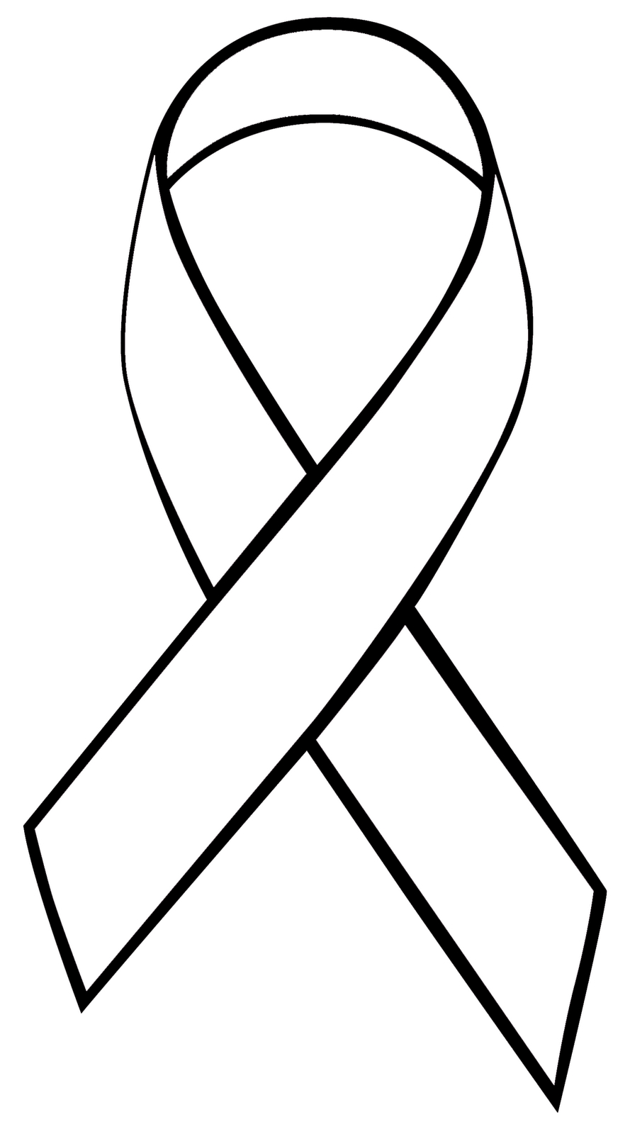 Breast Cancer Coloring Pages - Cutting Files for You Symbols for the Love Of Glass to Print