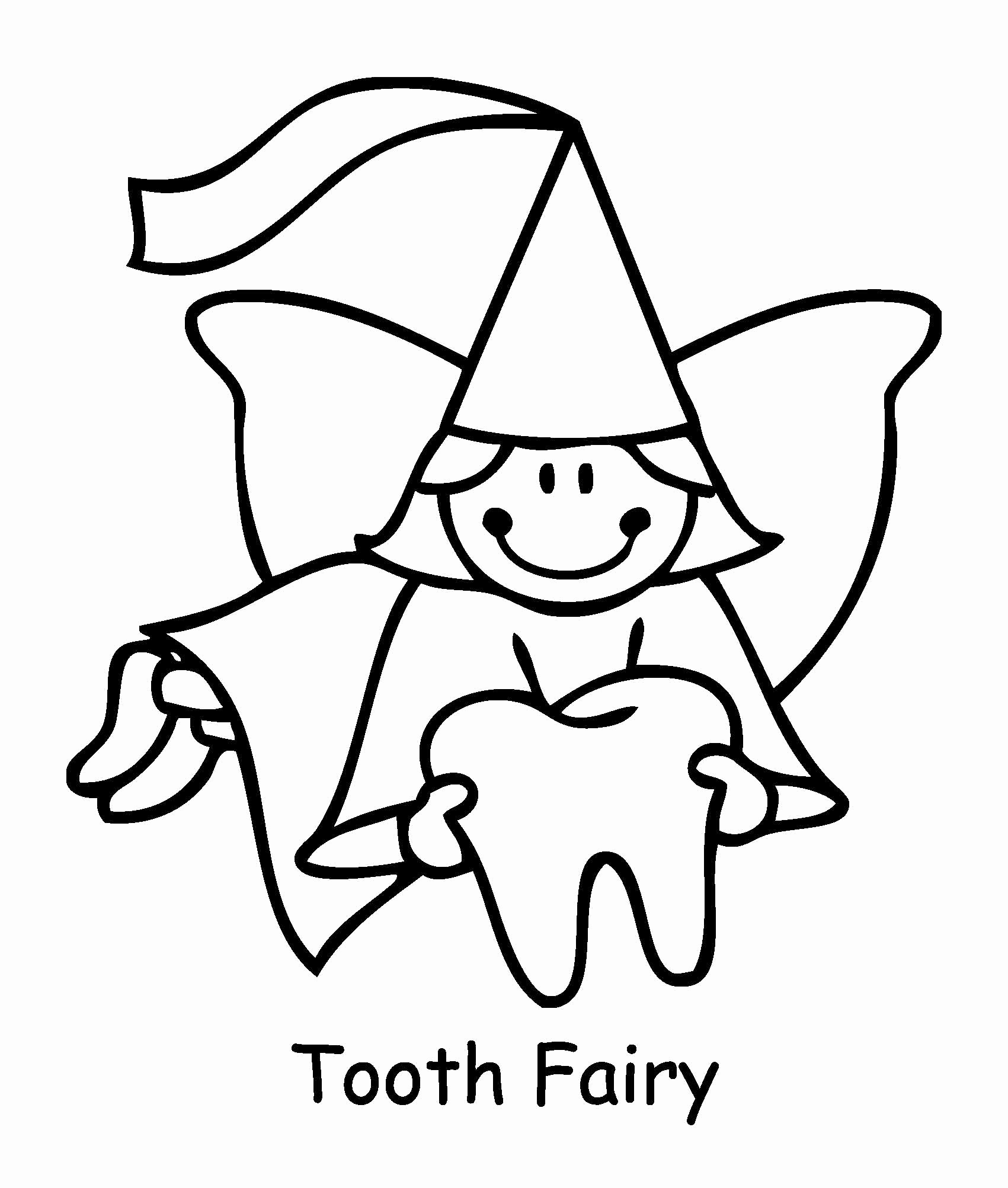 Pediatric Dental Coloring Pages Collection 9j - To print for your project