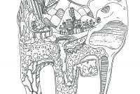 Teeth Coloring Pages - Dentist Coloring Page Dental Pages for toddlers Kindergarten Health Download