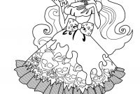 Monster High Coloring Pages that You Can Print - Draculaura Monster High Dolls Coloring Pages Monster High Coloring to Print