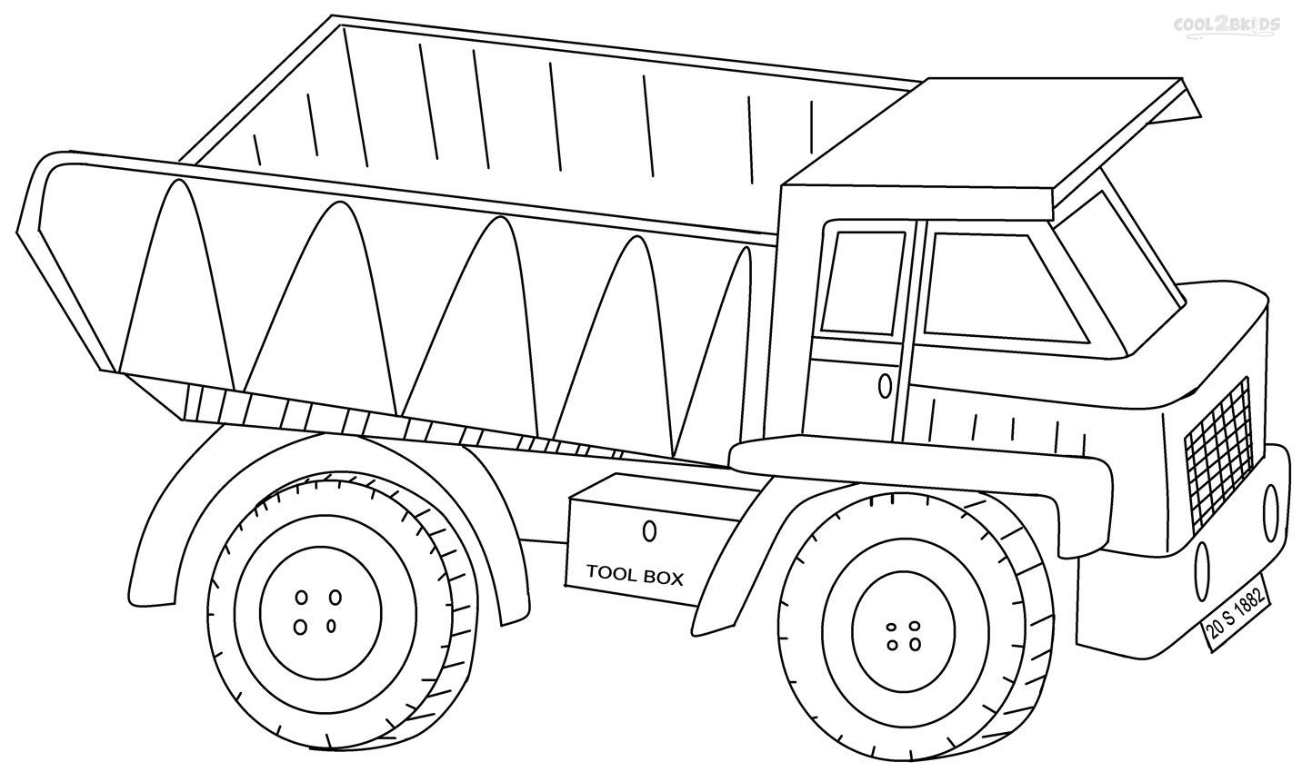 Semi Truck Coloring Pages Coloringsuite Printable – Free Coloring Sheets