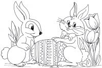 Online Easter Coloring Pages - Easter Coloring 25 Free Printable Easter Coloring Pages Printable